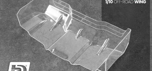 Bittydesign Vertigo 1/10 Off-Road Wings