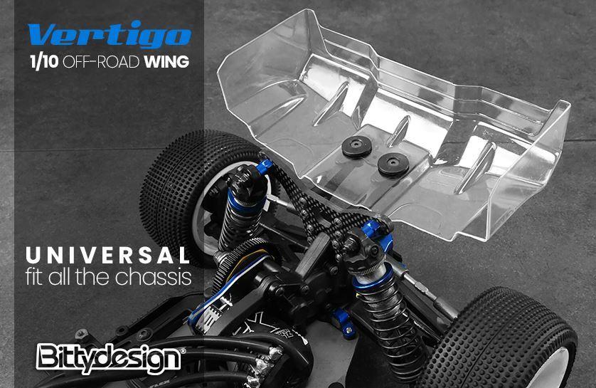 Bittydesign Vertigo 110 Off-Road Wings