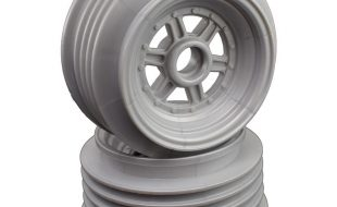 DE Racing Gambler Wheels Now Available In Silver