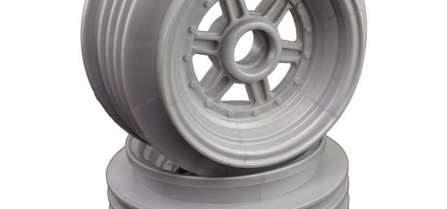 DE Racing Gambler Wheels Now Available In Silver