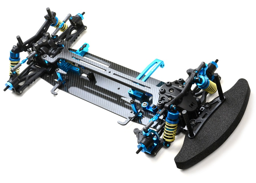 Exotek EXO-SIX.2 Chassis Conversion Set For The Tamiya TB05