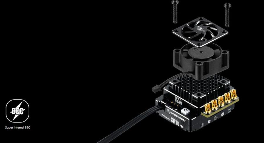 HOBBYWING XR10 Pro G2 ESC