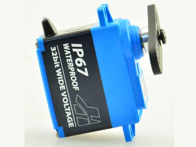 Hitec D956WP 32bit High Torque Waterproof Steel Gear Servo