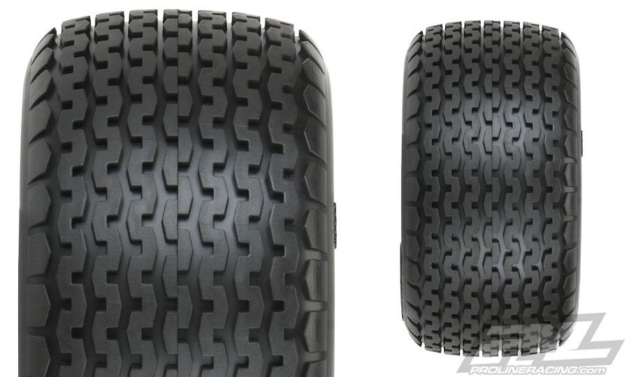"Hoosier Super Chain Link T 2.2"" Off-Road Truck Tires"