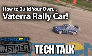 Horizon Insider Tech Talk: Build Your Own Vaterra Rally Car! [VIDEO]