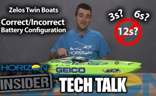 Horizon Insider Tech Talk: How To Wire Your Pro Boat Miss GEICO Zelos 36″ [VIDEO]
