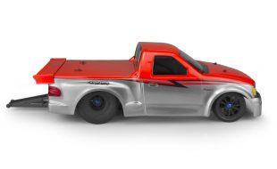 JConcepts 1999 Ford F-150 Lightning Clear Body