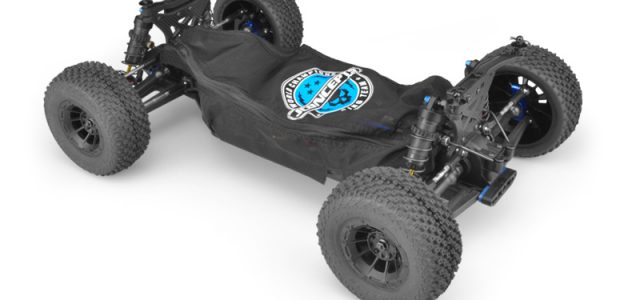 JConcepts Breathable Mesh Chassis Cover For The Slash 4×4