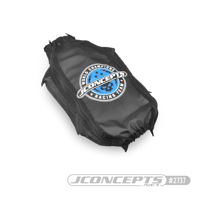 JConcepts Breathable Mesh Chassis Cover For The Slash 4x4