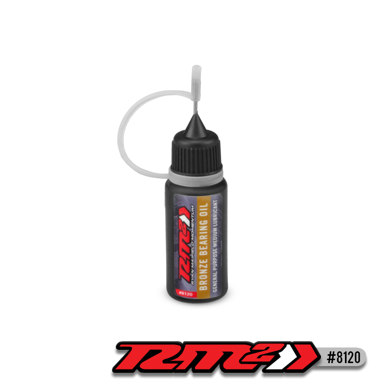 JConcepts RM2 Bronze Bearing Oil Lubricant