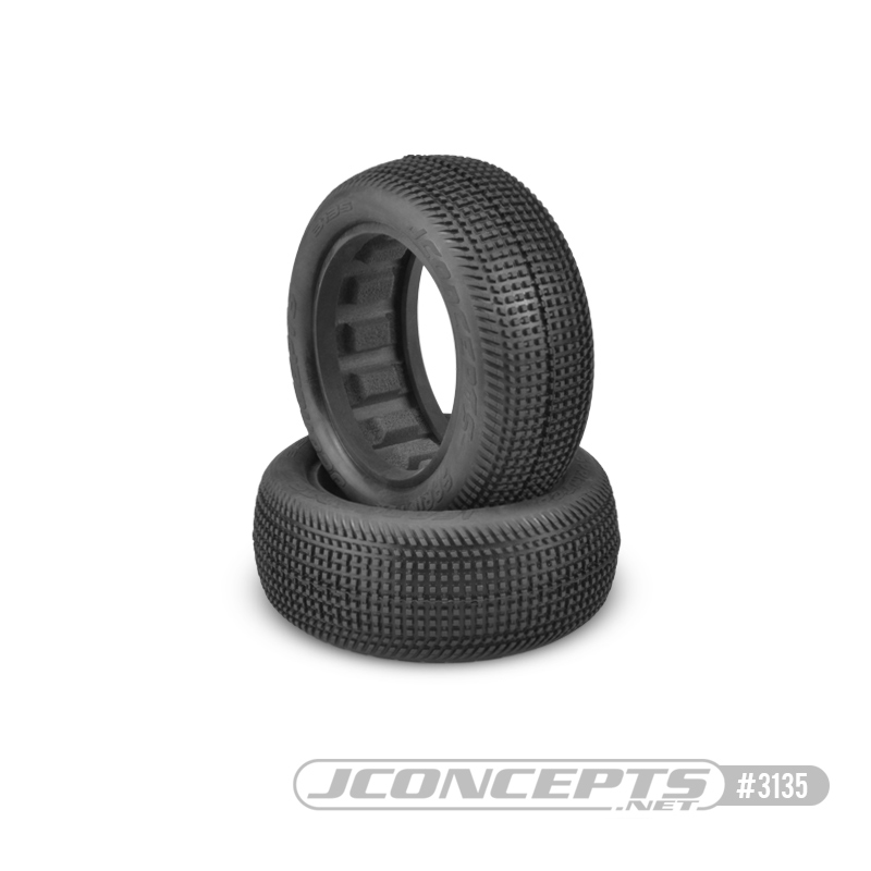 "JConcepts Sprinter 2.2"" Buggy Tires"