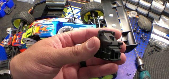 Mugen Quick Gear Box Modification With Adam Drake [VIDEO]