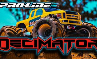 Pro-Line Decimator 2.6″ Solid Axle Monster Truck Tire [VIDEO]