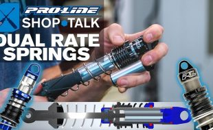Pro-Line SHOP TALK Ep. 11 – Dual Rate Spring Shocks [VIDEO]