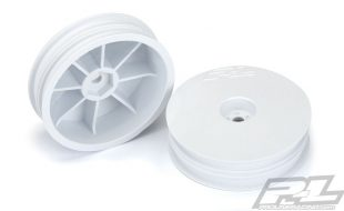Pro-Line Velocity Narrow 2.2″ Hex Carpet Front Wheels