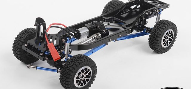 RC4WD 1/24 Rascal All Metal Scale Truck Chassis Set
