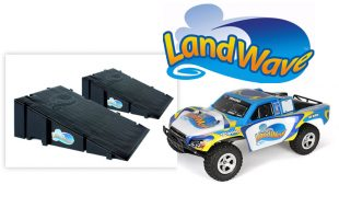 Enter to Win Two LandWave Ramps & A Custom Traxxas Slash!