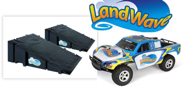 Enter to Win Two LandWave Ramps & A Custom Traxxas Slash!