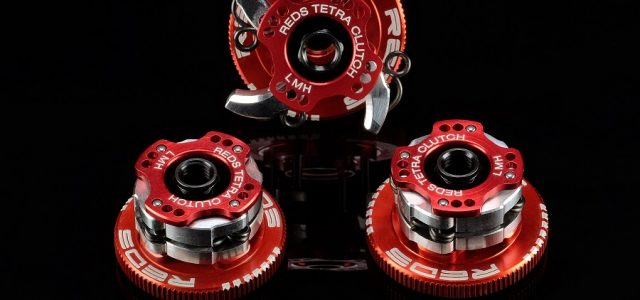 Reds Racing V2.1 Tetra Clutch Scuderia Edition