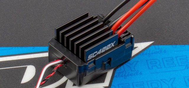 Reedy SC400X Brushed Crawler ESC