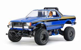 Tamiya Special Blue Edition Subaru Brat