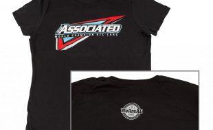 Team Associated Women & Youth Tri T-Shirts