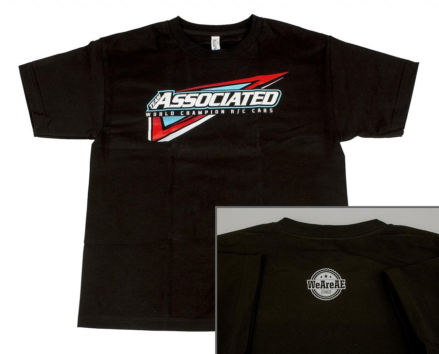 Team Associated Women & Youth Tri T-Shirts