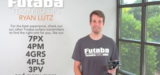 Ryan Lutz Transmitter Setup Suggestions For Futaba Transmitters [VIDEO]