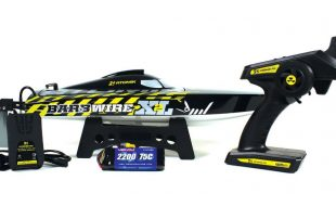 Atomik Barbwire XL 2 RTR Brushless 24″ RC Racing Boat [VIDEO]
