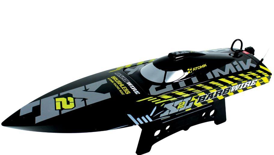 Atomik Barbwire XL 2 RTR Brushless 24 RC Racing Boat