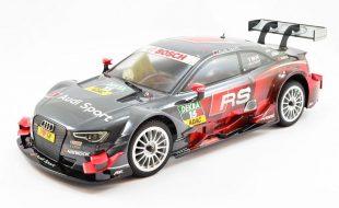 Carisma M40S 1/10 4WD Audi RS5 #15 GREY DTM RTR