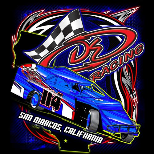 DE Racing 2019 Modified Shirts