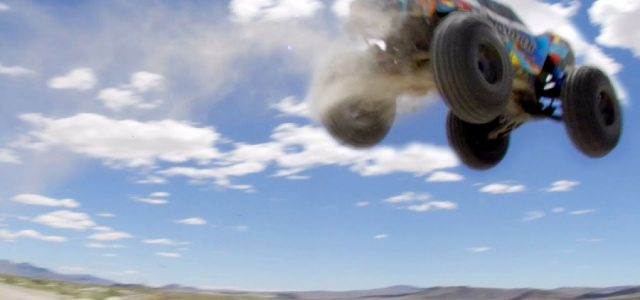 Desert Domination With The Rock n' Roll Edition Traxxas X-Maxx [VIDEO]