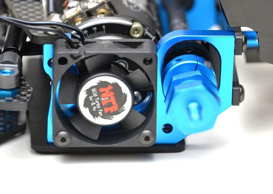 Exotek TRF103 HD Motor Plate Set