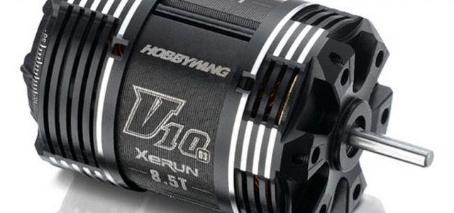 Hobbywing XeRun V10 G3R Brushless Motors