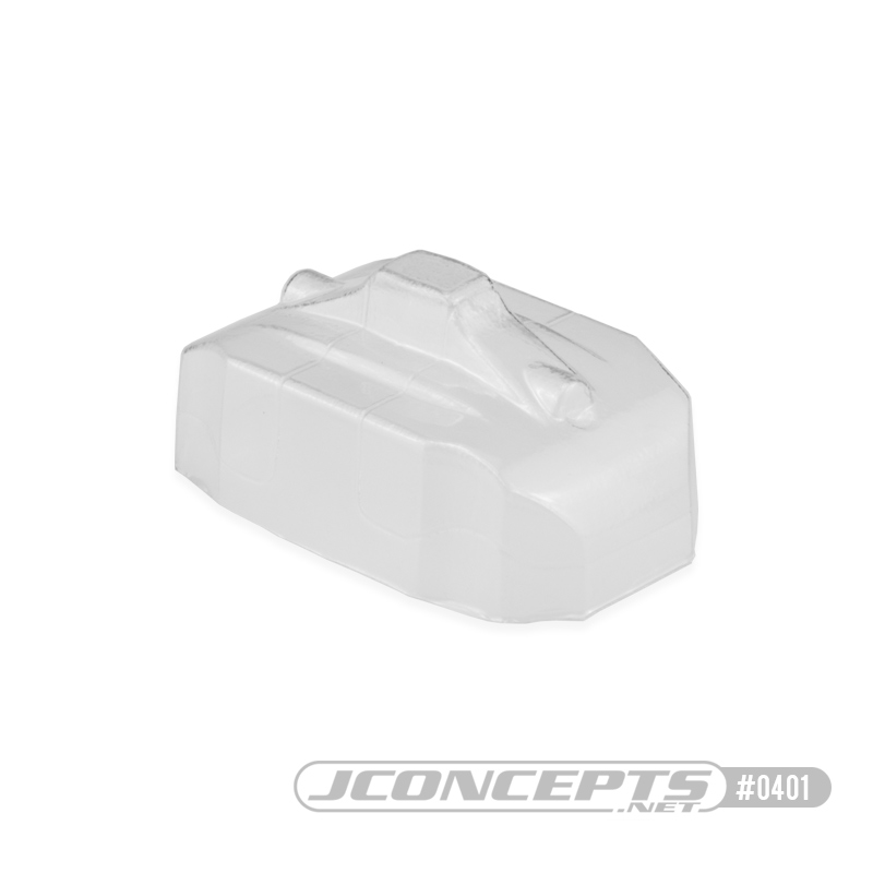 JConcepts Aero Front Scoop For The B74