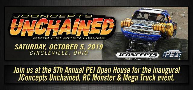 JConcepts Unchained – 2019 PEI Open House