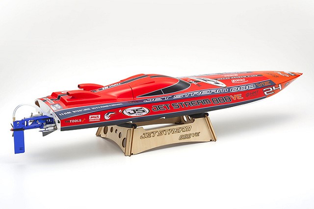 Kyosho EP JETSTREAM 888 VE Readyset