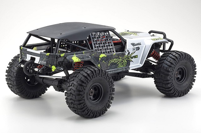 Kyosho FO-XX 2.0 VE Readyset