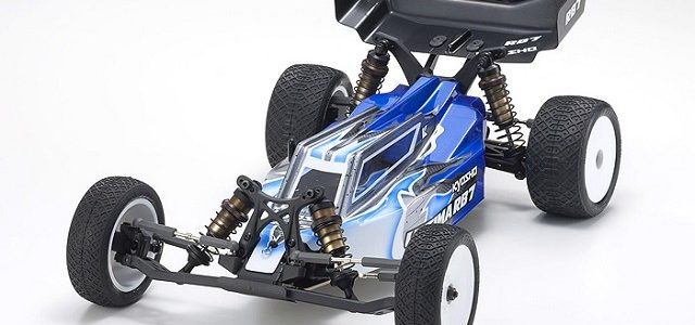 Kyosho ULTIMA RB7SS (Stock Spec) 2WD Buggy Kit [VIDEO]