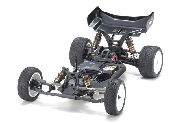 Kyosho ULTIMA RB7SS (Stock Spec) 2WD Buggy Kit