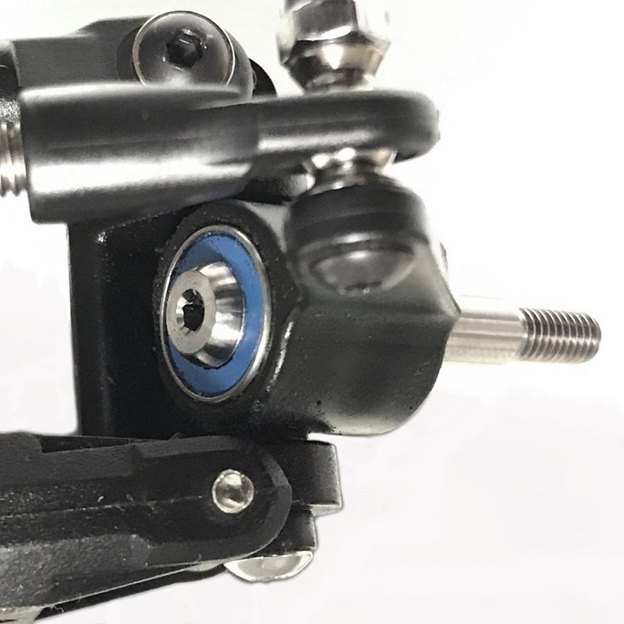 Lunsford Titanium Axles For The Traxxas 2WD Stampede, Rustler & Slash