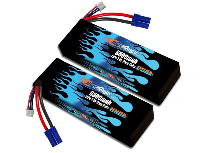 MaxAmps LiPos For The ARRMA Infraction & Limitless