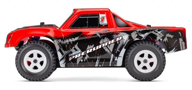 New Colors For The LaTrax Desert Prerunner 1/18 Scale 4WD Truck