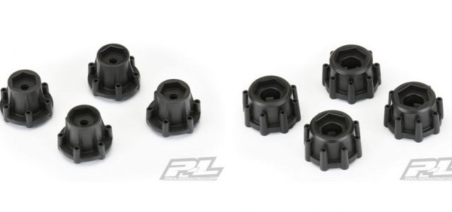 New Pro-Line Hex Adapters