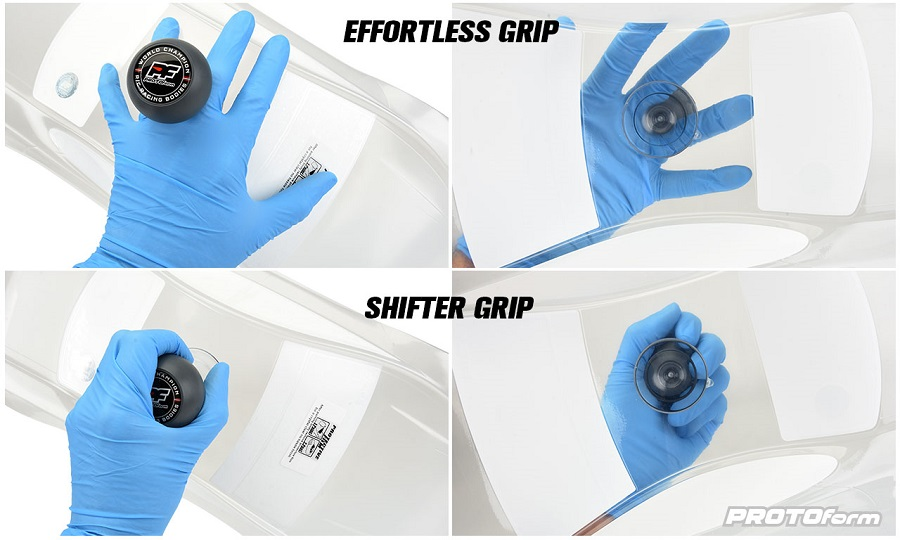 PROTOform Body Grip Tool