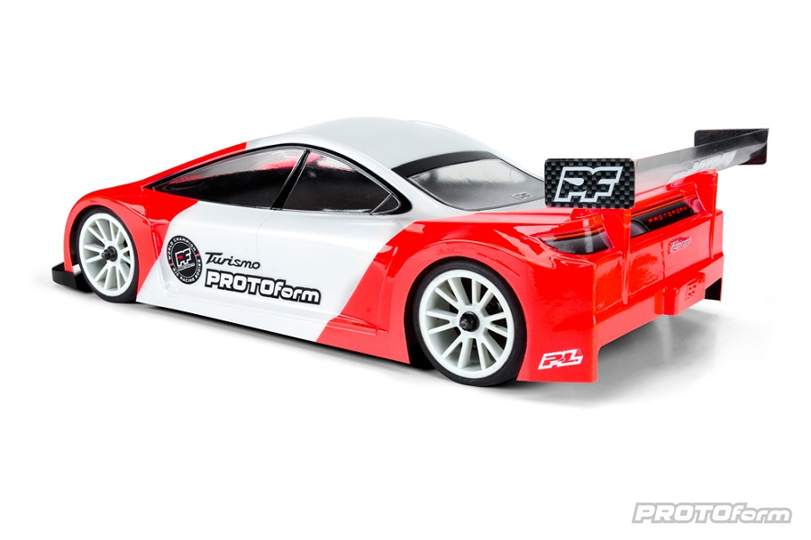 PROTOform Turismo Clear Body