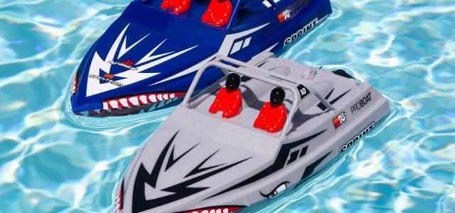 Pro Boat Sprintjet 9″ Self-Righting Jet Boat Brushed RTR [VIDEO]