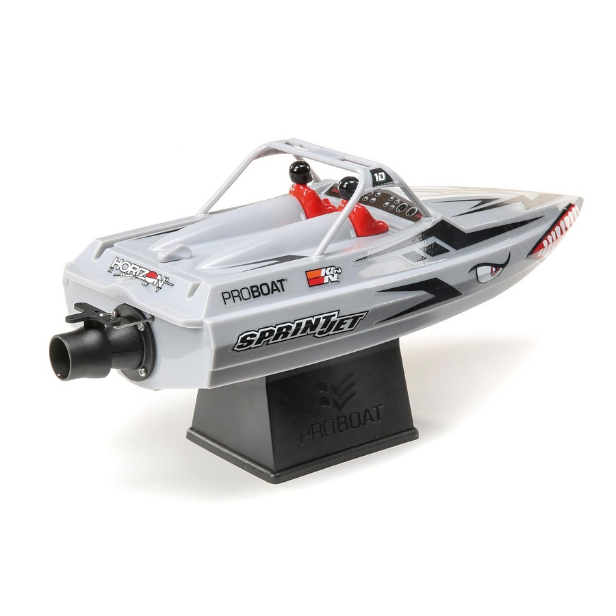 "Pro Boat Sprintjet 9"" Self-Righting Jet Boat Brushed RTR"