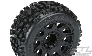 Pro-Line Mounted Badlands 3.8″ All Terrain Tires